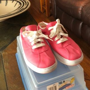 Hanes Pink Slip-On Shoes